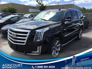2017 CADILLAC Escalade LUXURY/NAVI/REMOTE START SUV