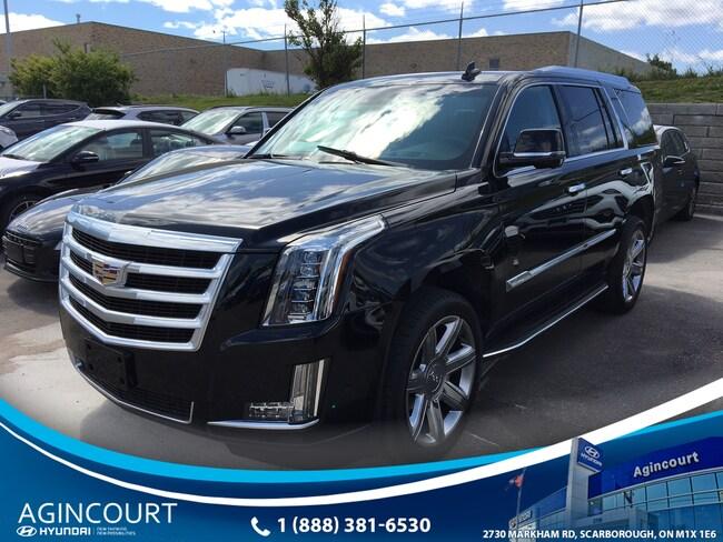 2017 Cadillac Escalade LUXURY/NAVI/REMOTE START SUV