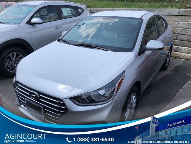 2019 Hyundai Accent PREF FWD AUTO Sedan
