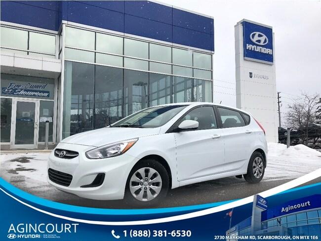2017 Hyundai Accent GL|5DR|HEATED SEATS|BLUETOOTH| Hatchback