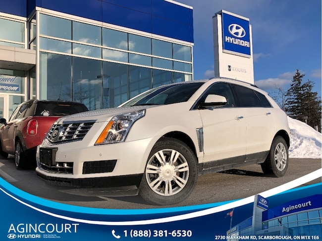 2015 Cadillac SRX Luxury|AWD|NAVI|PANOROOF|STARTER|27759KMS SUV