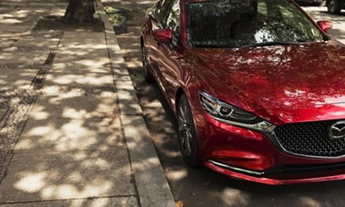 A Refined Mazda6 To Debut At Los Angeles Auto Show.
