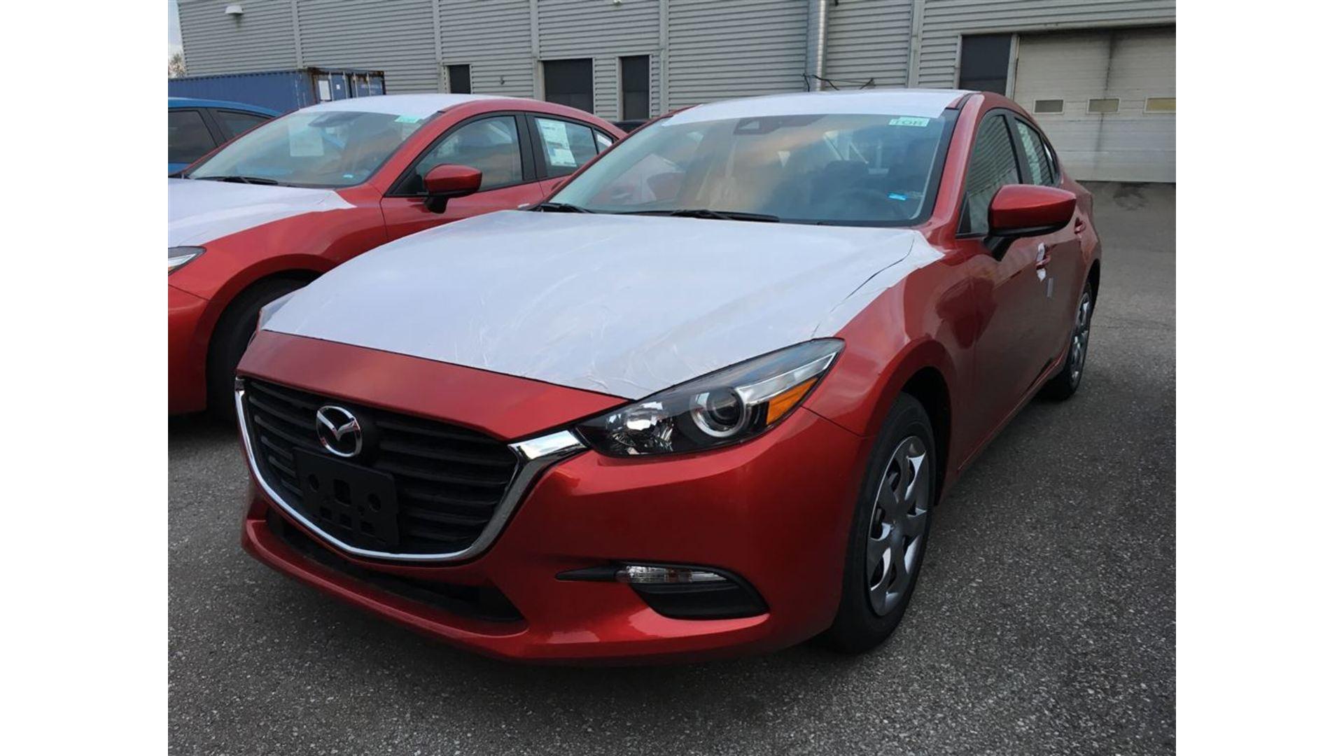 2018 Mazda Mazda3 GX at Sedan