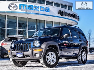 2003 Jeep Liberty Sport | No Accidents | One Owner | Clean Vehicle SUV
