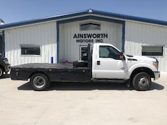 2016 Ford F-350 Chassis Cab XL DRW Chassis Truck