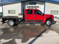 2008 Ford F-450 XLT Crew Cab Long Bed Truck