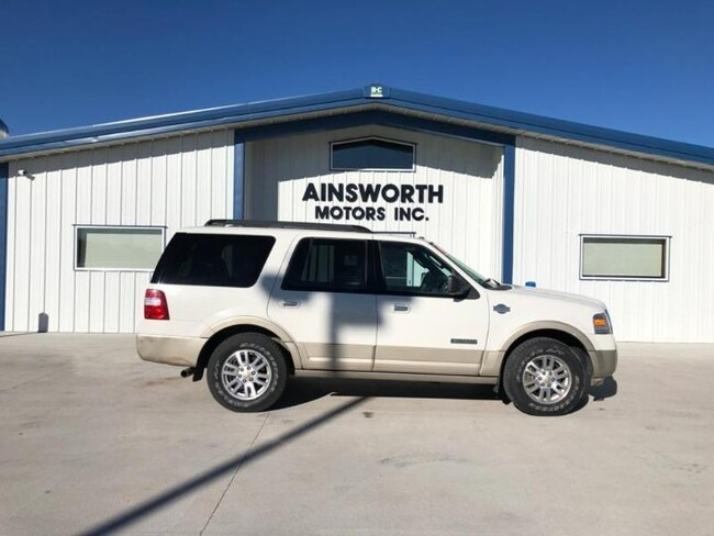 2008 Ford Expedition King Ranch SUV