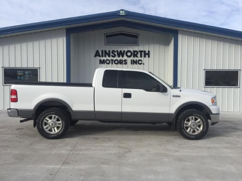 2004 Ford F-150 Lariat Pickup