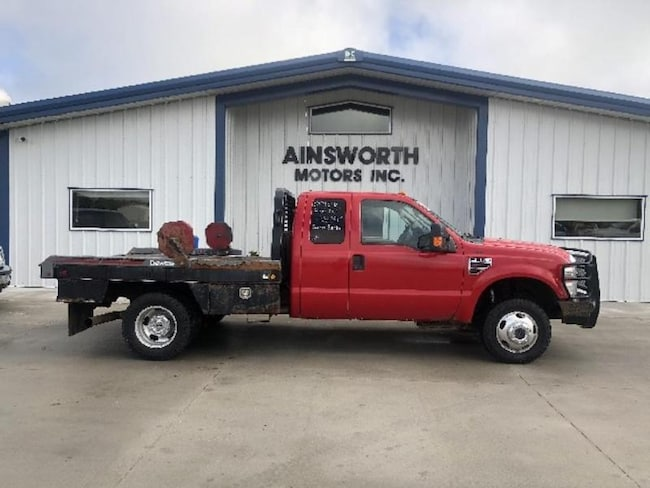 2008 Ford F-350 FX4 Super Duty Extended Cab Long Bed Truck