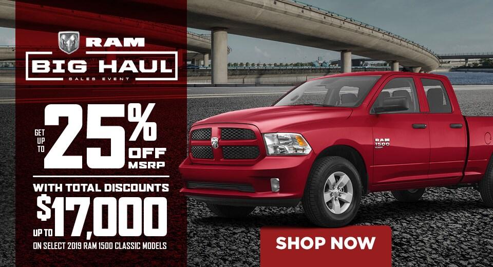 Capital Dodge Edmonton >> Deals On Ram Trucks In Edmonton Capital Chrysler Dodge
