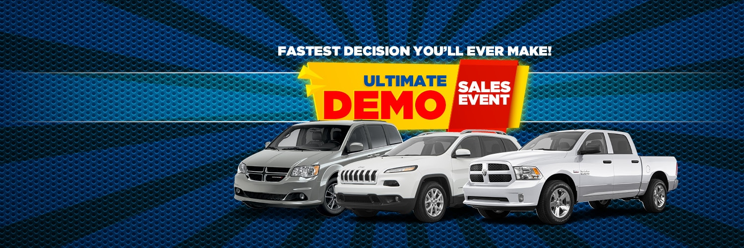 Ultimate Demo Sales Event