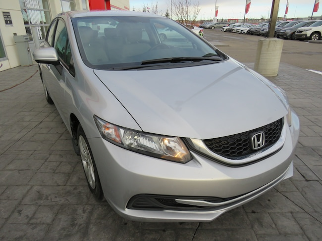 2014 Honda Civic LX ***C/S*** Sedan