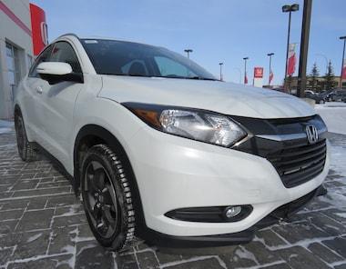 2018 Honda HR-V EX-L NAVI* Leather, AWD, Sunroof* SUV