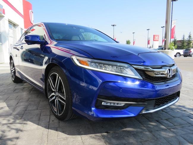 2016 Honda Accord Touring V6 Coupe