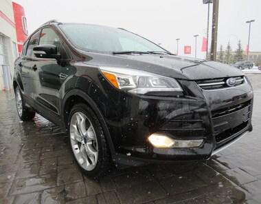 2016 Ford Escape Titanium* Navi, Leather, Sunroof, AWD* SUV