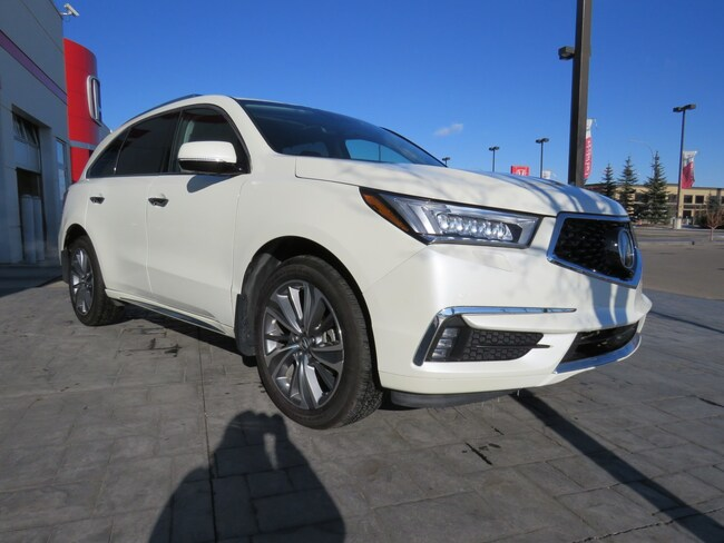 2017 Acura MDX Elite 6 Passenger Package SUV