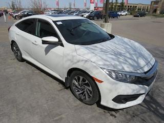 2016 Honda Civic EX w/Honda Sensing*Sunroof, Back up Camera* Sedan
