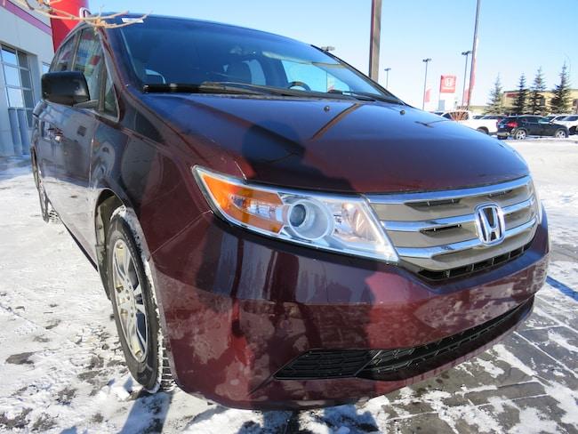 2012 Honda Odyssey EX-L w/RES (A5) Minivan