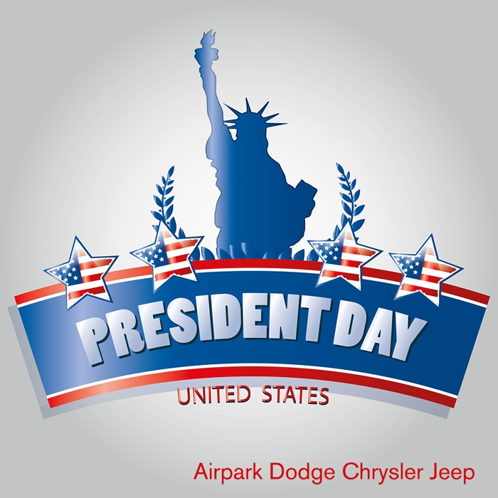 Perfect Happy Presidentsu0027 Day From Airpark Dodge Chrysler Jeep