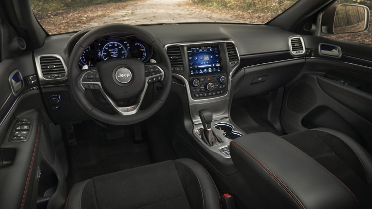 More Details Emerge About Grand Cherokee Trailhawk
