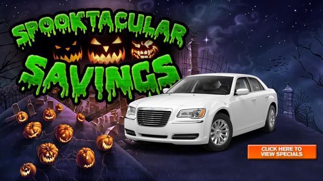 Spooktacular Savings At Airpark Dodge Chrysler Jeep. Thursday, 23 October,  2014. Amanda J. Airpark Dodge Chrysler Jeep ...