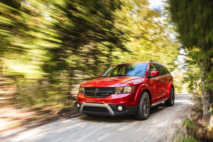 Dodge Suv List >> Autoblog Names Dodge Journey A Top Suv For The Money