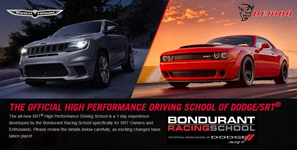 Dodge Viper Srt Racing School Bondurant Racing School