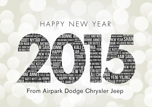Airpark Dodge Chrysler Jeep | Happy New Year from all of us at ...
