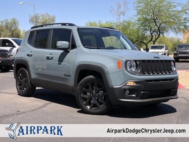 2018 Jeep Renegade ALTITUDE 4X2 Sport Utility