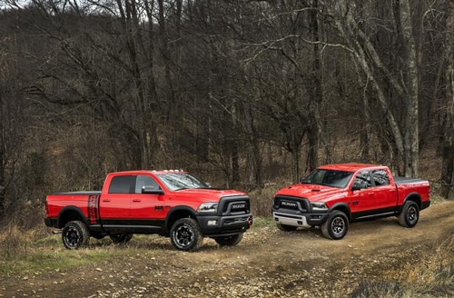 New 2017 Ram Power Wagon – The Ultimate Off-road Truck Benefits From
