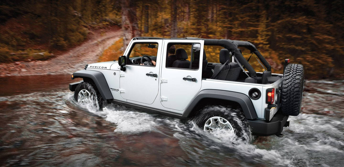 2017 Jeep Wrangler Off Road