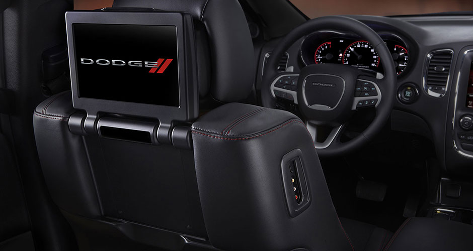 Dodge Durango Citadel >> The Durango Receives Added Exterior Appearance Packages ...