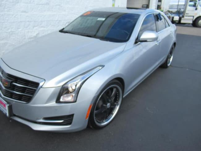 2016 CADILLAC ATS 2.0L Turbo Luxury Collection Sedan