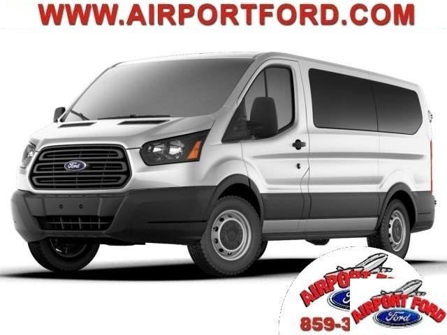 2017 Ford Transit Wagon T-350 148  LOW Roof XL SL 350 XL  LWB Low Roof Passenger Van w/Sliding Passe