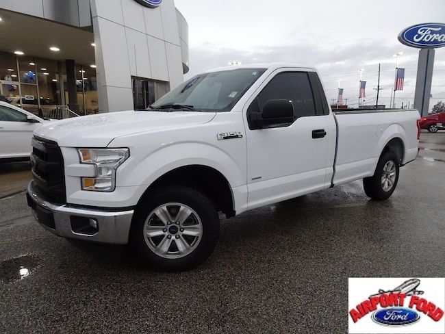 2017 Ford F-150 XL XL 2WD Reg Cab 8 Box