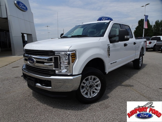 2018 Ford Super Duty F-250 SRW XLT XLT 4WD Crew Cab 6.75 Box