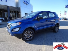 2018 Ford EcoSport S S 4WD