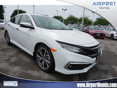 New 2019 Honda Civic Touring Sedan JHMFC1F92KX012866 KX012866 in Alcoa, TN