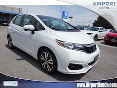 New 2019 Honda Fit EX Hatchback 3HGGK5H89KM725565 KM725565 in Alcoa, TN