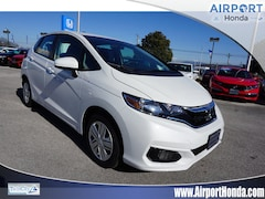 New 2019 Honda Fit LX Hatchback 3HGGK5H46KM717338 KM717338 in Alcoa, TN