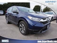 New 2019 Honda CR-V LX FWD SUV in Alcoa, TN