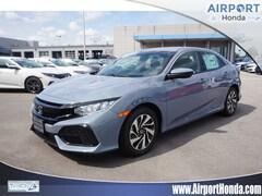 New 2019 Honda Civic LX Hatchback in Alcoa, TN