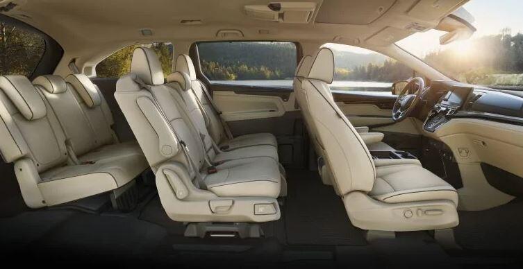 2021 Honda Odyssey Interior - Airport Honda