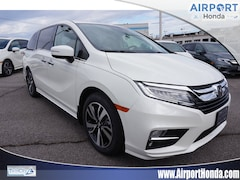 New 2019 Honda Odyssey Elite Mini-Van 5FNRL6H92KB061794 KB061794 in Alcoa, TN