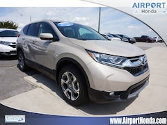 New 2019 Honda CR-V EX AWD SUV 5J6RW2H58KL005296 KL005296 in Alcoa, TN