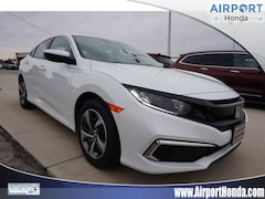 New 2019 Honda Civic LX Sedan 19XFC2F67KE021849 KE021849 in Alcoa, TN