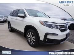 New 2019 Honda Pilot EX-L AWD SUV in Alcoa, TN