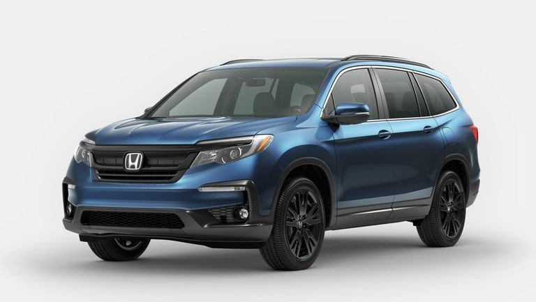 2021 Honda Pilot in Knoxville, TN