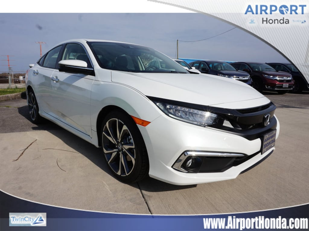Twin City Honda >> New 2019 Honda Civic For Sale At Twin City Auto Group Vin