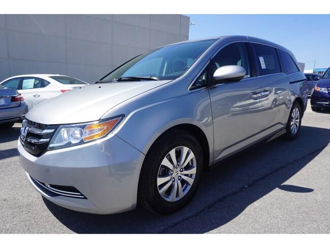 2016 Honda Odyssey EX-L Mini-Van